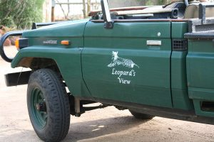 Leopards View Game Lodge Activities