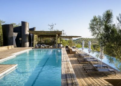 Singita Lebombo Lodge Swimming Pool