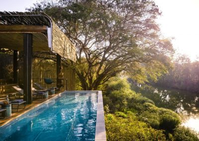 Singita Sweni Lodge Swimming Pool