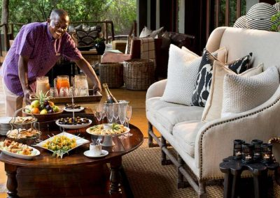 Tinga Lodge Dining