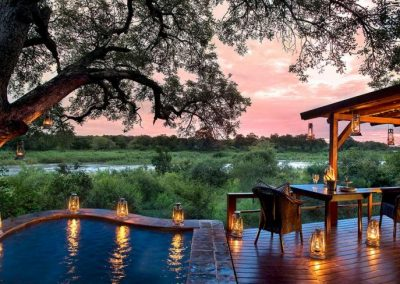 Tinga Lodge River View