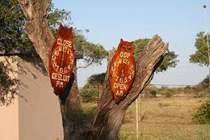 Kruger National Park Gate Times