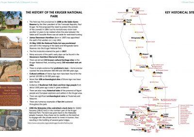 Kruger Park History