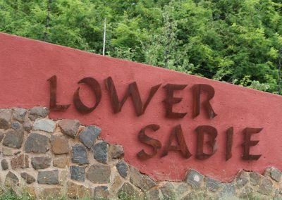 Lower Sabie