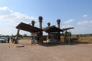 Phabeni Gate Kruger National Park